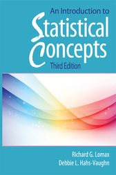 An Introduction to Statistical Concepts, Third Edition by Richard G. Lomax