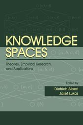 Knowledge Spaces by Dietrich Albert