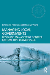 Managing Local Governments by Emanuele Padovani