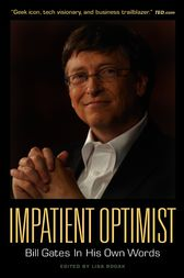 Impatient Optimist by Lisa Rogak