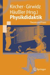 Physikdidaktik by Ernst Kircher