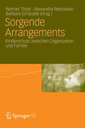 Sorgende Arrangements by Werner Thole