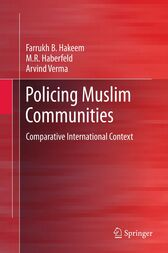 Policing Muslim Communities by Farrukh B. Hakeem