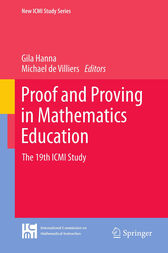 Proof and Proving in Mathematics Education by Gila Hanna