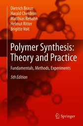 Polymer Synthesis: Theory and Practice by Dietrich Braun
