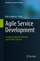 Agile Service Development by Marc Lankhorst