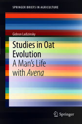 Studies in Oat Evolution by Gideon Ladizinsky