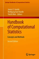 Handbook of Computational Statistics by James E. Gentle