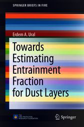 Towards Estimating Entrainment Fraction for Dust Layers