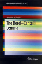 The Borel-Cantelli Lemma