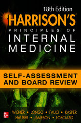 Harrisons Principles of Internal Medicine Self-Assessment and Board Review 18th Edition by Charles Wiener