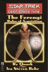 St Ds9 Ferengi Rule Of Acquisition by Ira Steven Behr