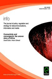 Connectivity and convergence: the uneven story of Africa by Alison Gillwald