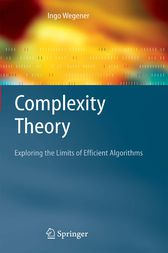 Complexity Theory by R. Pruim