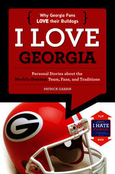 I Love Georgia/I Hate Florida by Patrick Garbin