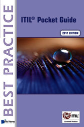 ITIL® ? A Pocket Guide 2011 Edition by Jan van Bon a.o.