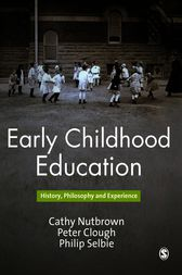 Early Childhood Education by Cathy Nutbrown