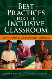 Best Practices for the Inclusive Classroom by Richard Boon