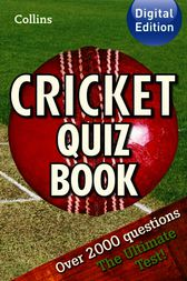 Collins Cricket Quiz Book by Collins