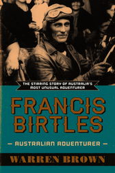 Francis Birtles by Warren Brown