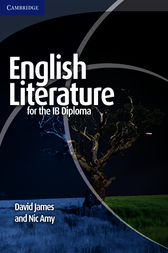 English Literature for the IB Diploma by David James