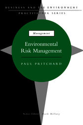 Environmental Risk Management by Paul Pritchard