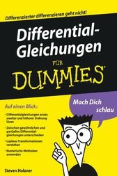 Differentialgleichungen fr Dummies