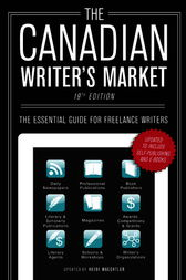 The Canadian Writer's Market, 19th Edition