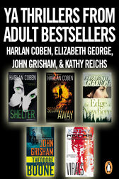 YA Thrillers from Adult Bestsellers by Harlan Coben