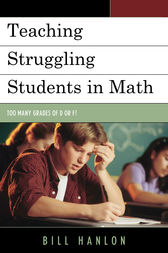 Teaching Struggling Students in Math by Bill Hanlon