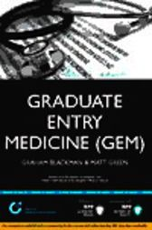 Graduate Entry Medicine (GEM)