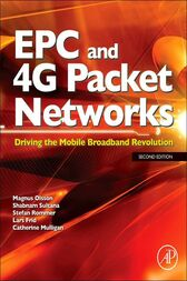 EPC and 4G Packet Networks by Magnus Olsson
