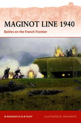 Maginot Line 1940 by Marc Romanych