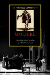 The Cambridge Companion to Moliere by David Bradby
