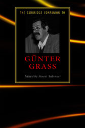 The Cambridge Companion to Günter Grass by Stuart Taberner