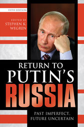 Return to Putin's Russia