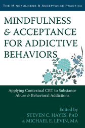 Mindfulness and Acceptance for Addictive Behaviors by Steven C. Hayes