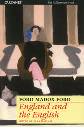 England and the English by Ford Madox Ford