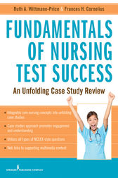 Fundamentals of Nursing Test Success by Frances H. Cornelius
