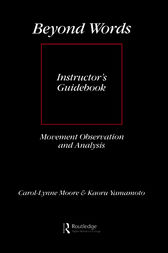 Beyond Words: Instructor's Manual by Carol-Lynne Moore