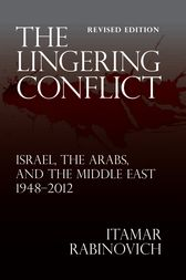 The Lingering Conflict by Itamar Rabinovich
