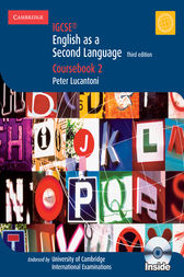 Cambridge IGCSE English as a Second Language Coursebook 2 by Peter Lucantoni