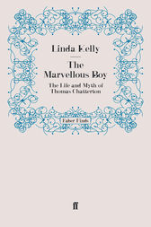 The Marvellous Boy by Linda Kelly