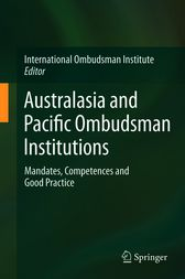 Australasia and Pacific Ombudsman Institutions