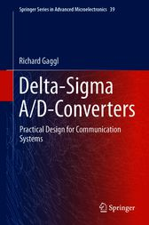 Delta-Sigma A/D-Converters by Richard Gaggl