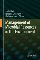 Management of Microbial Resources in the Environment by Abdul Malik