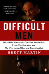 Difficult Men by Brett Martin
