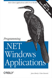 Programming .NET Windows Applications by Jesse Liberty