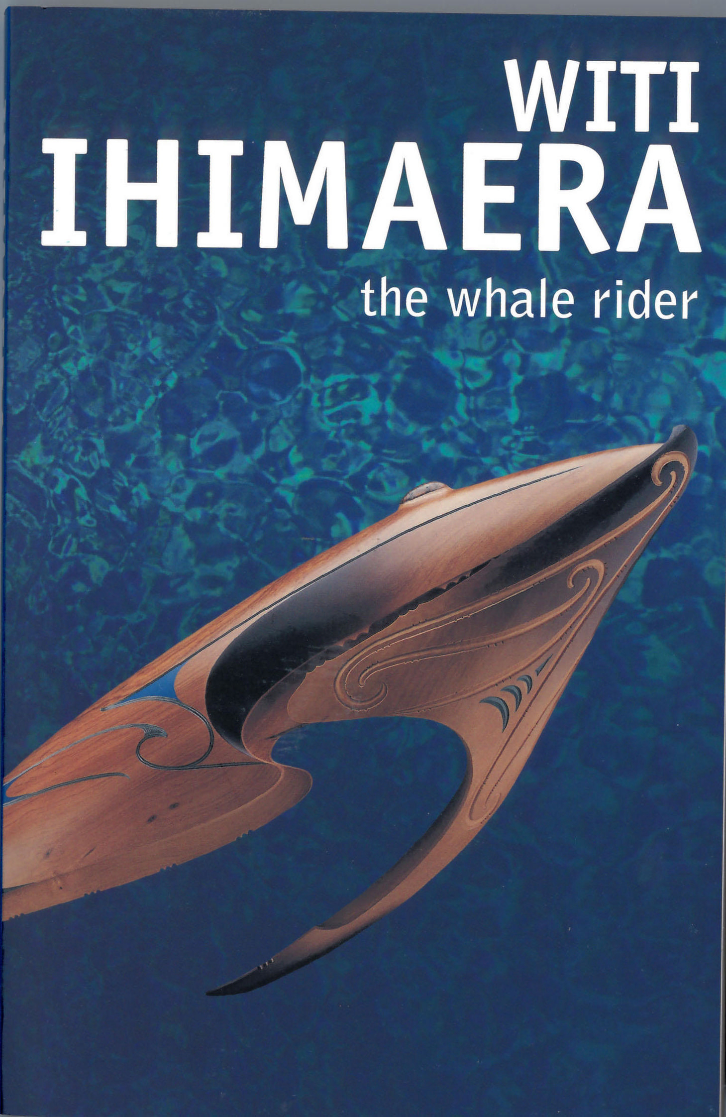 whale rider witi ihimaera essay Whale rider in the novel the whale rider, by witi ihimaera, we learn about the maori tribe from whangara of new zealand they believe that the first person to come to.
