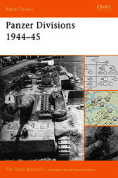 Panzer Divisions 1944-45 by Pier Battistelli